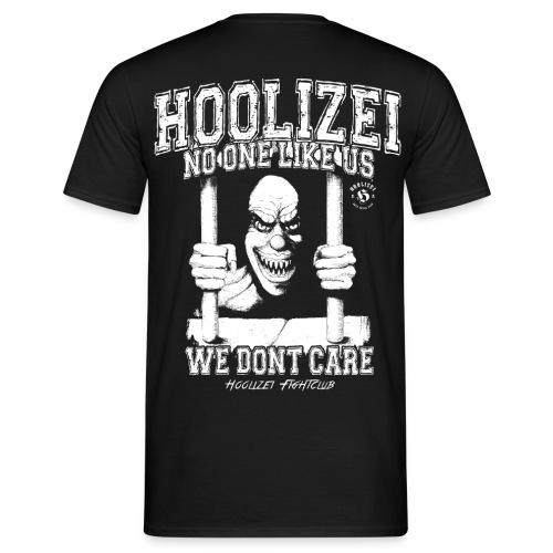 Hoolizei - We dont care - Männer T-Shirt