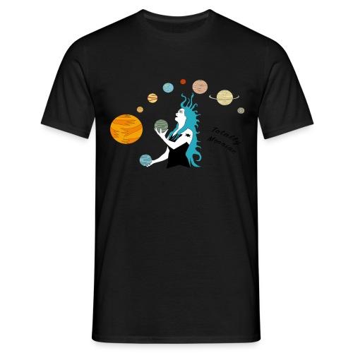 Totally Mooniac - T-shirt herr