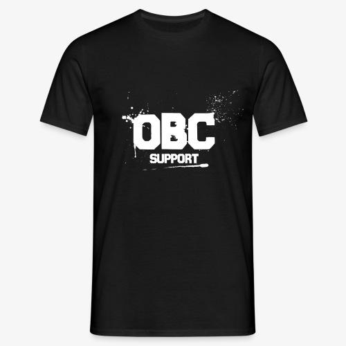 OBCSPP Weiss - Männer T-Shirt