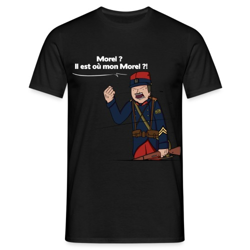 Sgt.Flantier 1914 - T-shirt Homme