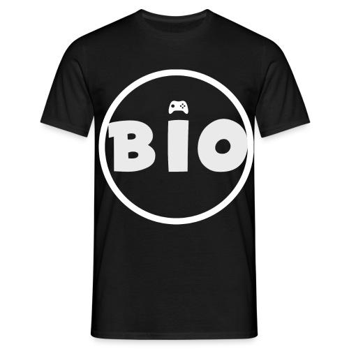 WHITE LOGO - Mannen T-shirt