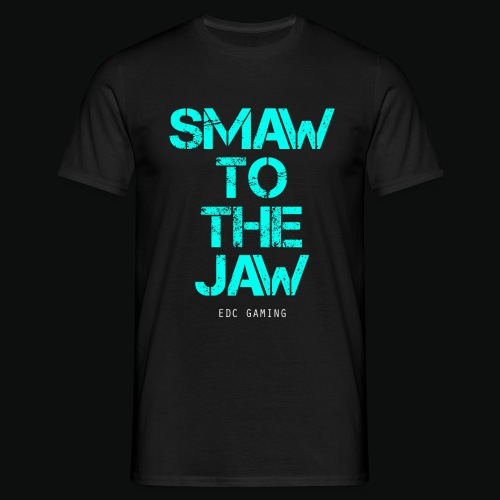 SMAW TO THE JAW - Men's T-Shirt