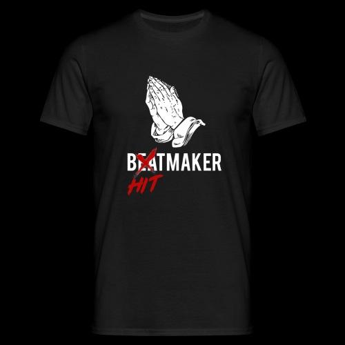 HitMaker Blanc - T-shirt Homme