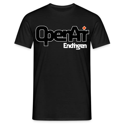 OpenAir Endingen 3 farbig - Männer T-Shirt
