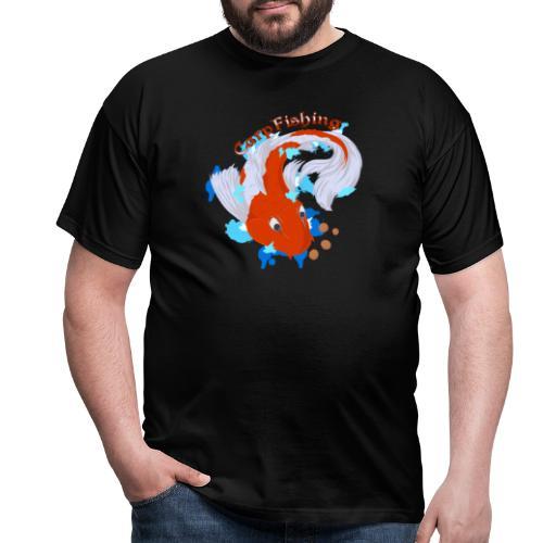 Carpa Koi - Carp Fishing - Maglietta da uomo