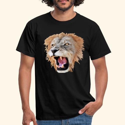 Tête de lion - T-shirt Homme