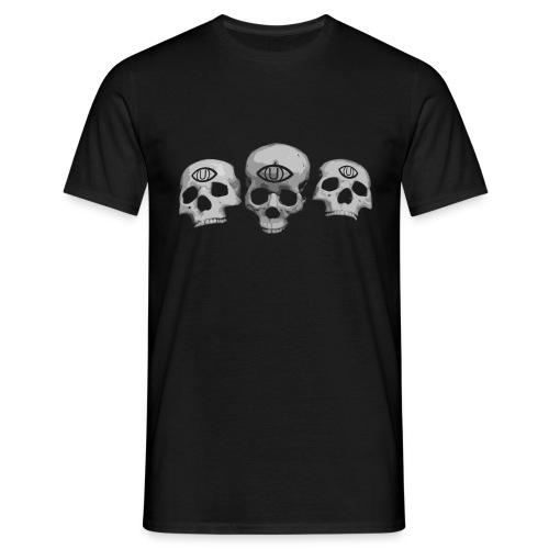 cráneo - Men's T-Shirt