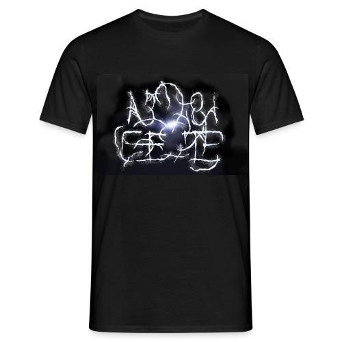 Fake Metal Band - Maglietta da uomo
