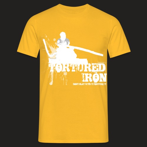 CAR PULL - Men's T-Shirt