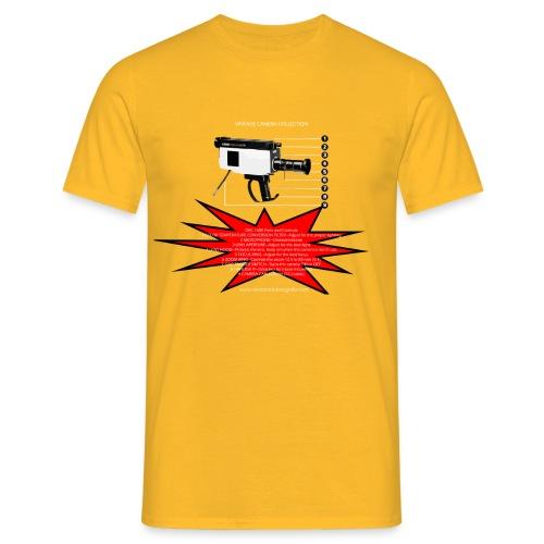 cámaras vintage DXC 1600 - Camiseta hombre