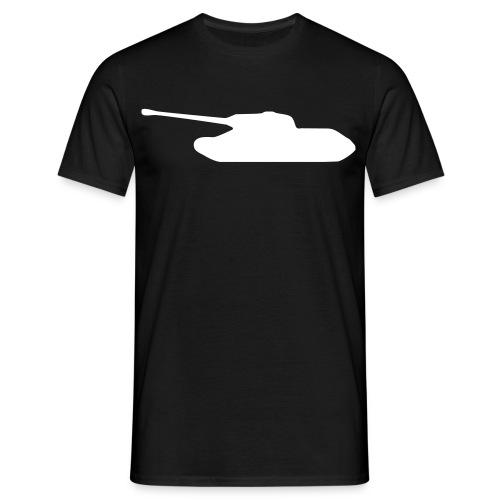 Tank IS-6 Panzer - Männer T-Shirt