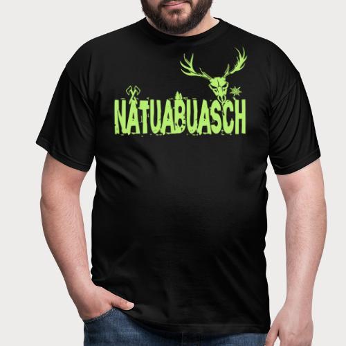 Natuabuarsch - Männer T-Shirt
