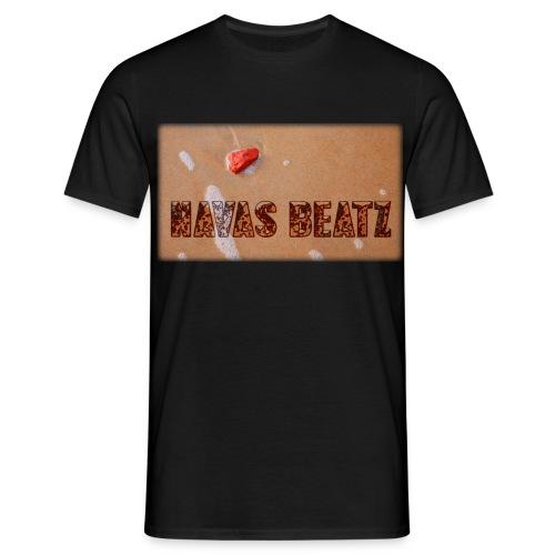 roter Stein - Männer T-Shirt