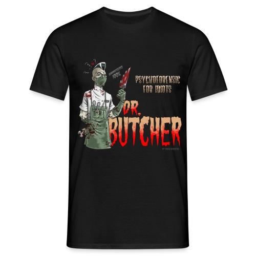 recortardo carnicero - Camiseta hombre