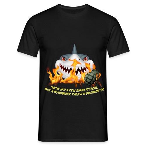 Bystander - Men's T-Shirt