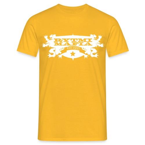 rytmimafia - Miesten t-paita