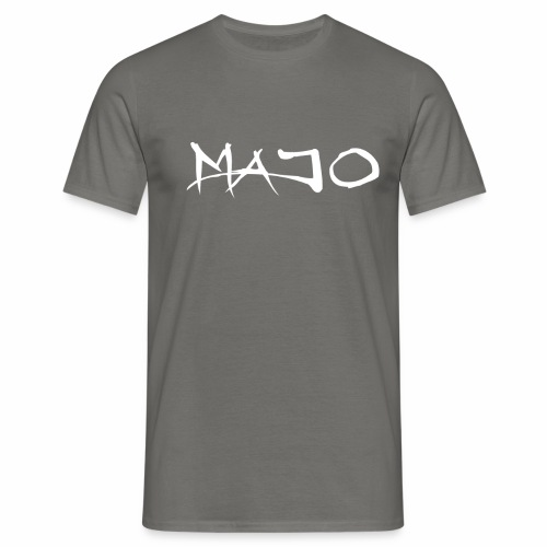 Majo Raw - T-shirt herr