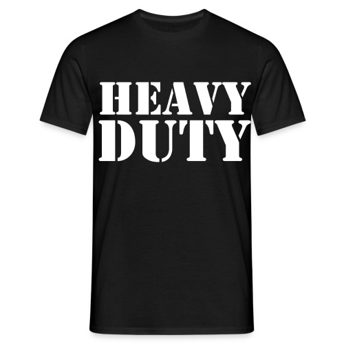 heavyduty png - Men's T-Shirt