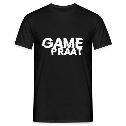 GamePraat T-Shirt - Mannen T-shirt