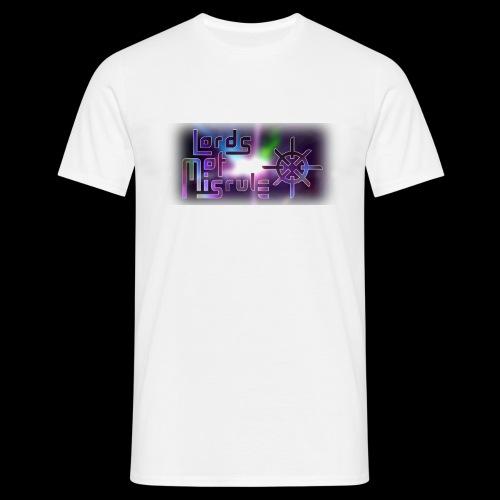The Lords of Misrule Multi Logo Tee - Men's T-Shirt