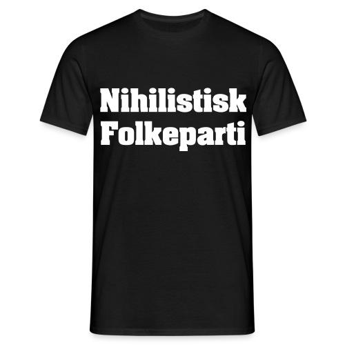 forside - Herre-T-shirt