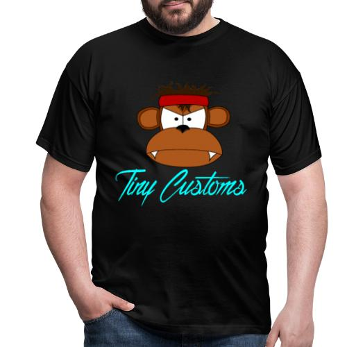 Tiny Customs - T-shirt herr