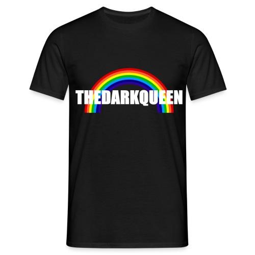 THEDARKQUEEN - Maglietta da uomo