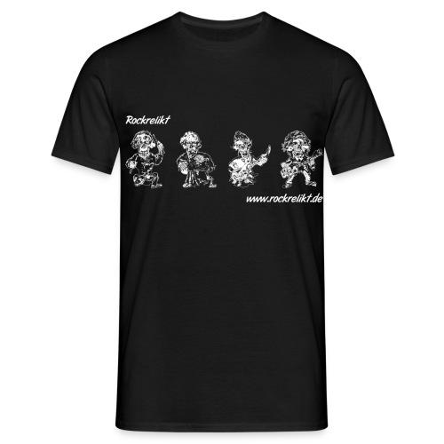 Rockrelikt Kreaturenbanner - Männer T-Shirt