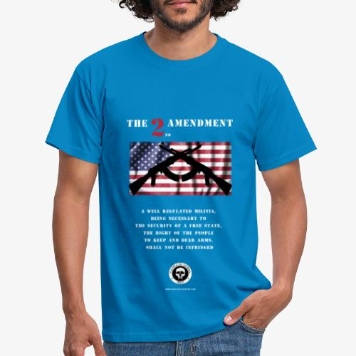 2nd Amendment - Männer T-Shirt