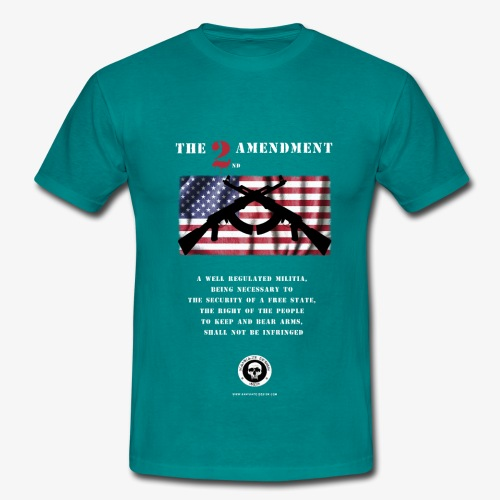 2nd Amendment - Männer T-Shirt