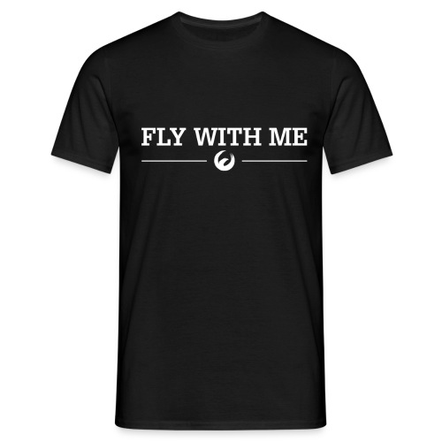 flywithme - T-shirt Homme