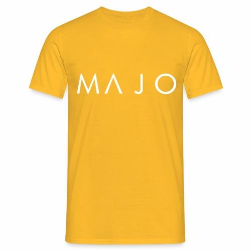 Official MAJO Logo - T-shirt herr