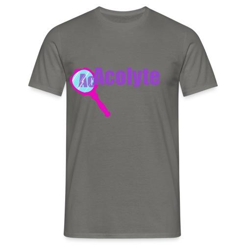 Acolyte dark - Men's T-Shirt