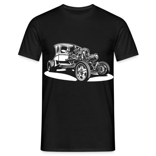 Automatron - Men's T-Shirt