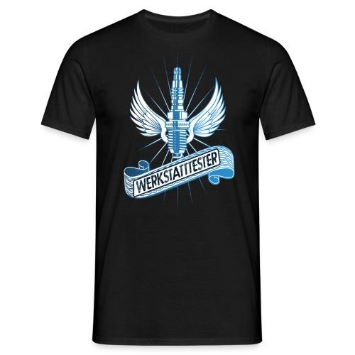 Werkstatttester Original - Männer T-Shirt