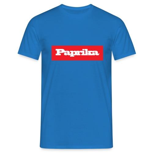paprika - Männer T-Shirt
