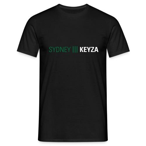 Sydney 3 Logo - Männer T-Shirt