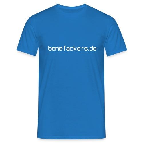 Text - Männer T-Shirt