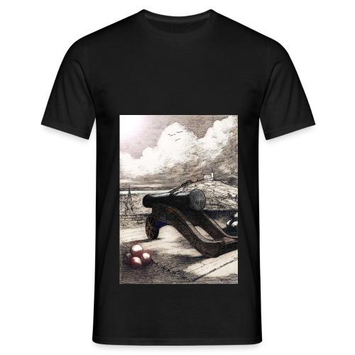 mons meg - Men's T-Shirt