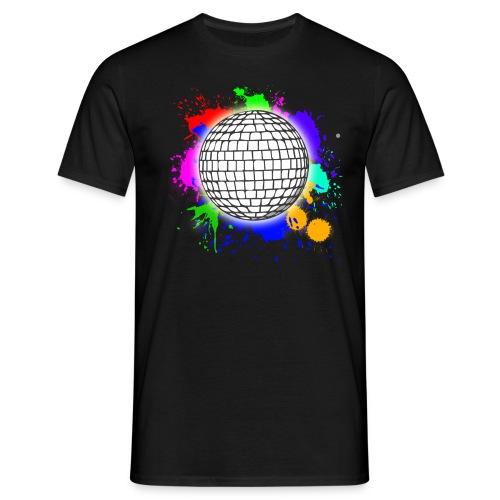 discomitta - Männer T-Shirt