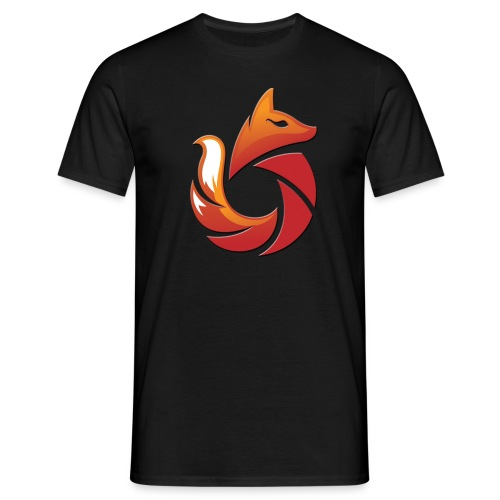 Schlau wie ein Fuchs - Männer T-Shirt