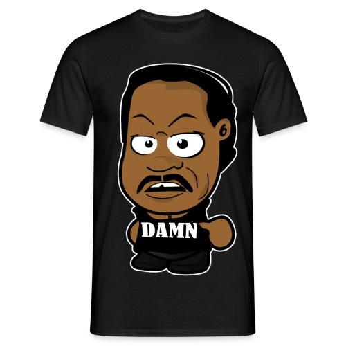 Chibi Ron - Damn - Men's T-Shirt