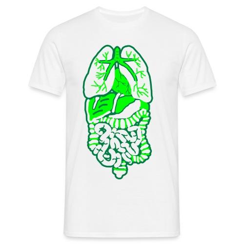 Rumpf - Männer T-Shirt