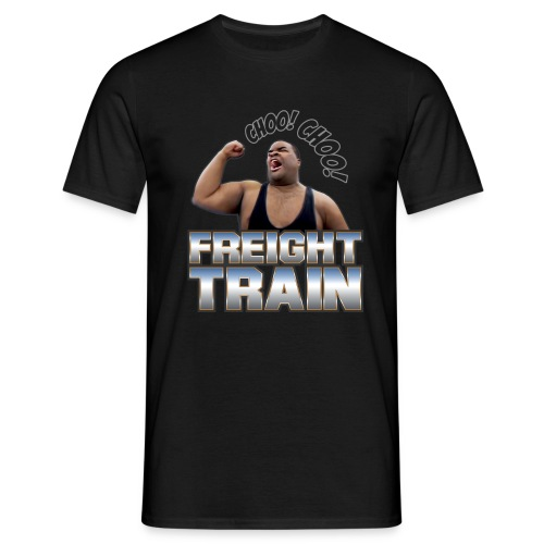freight train 2 - Men's T-Shirt