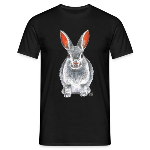 Hase - Männer T-Shirt