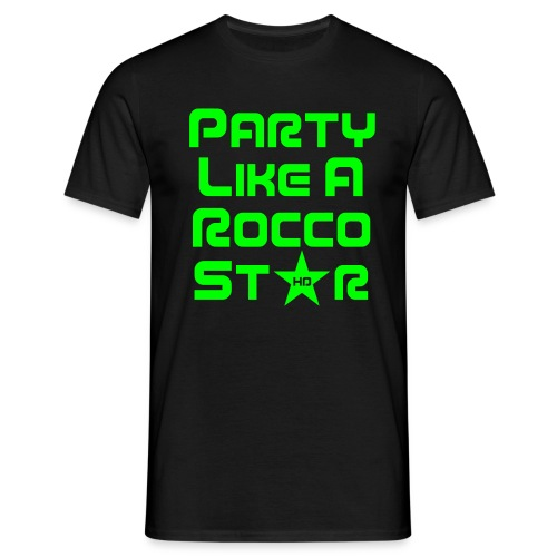 Party - Männer T-Shirt