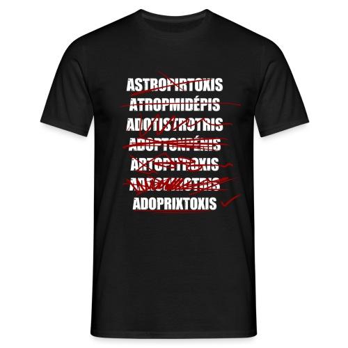 Adoptruc - T-shirt Homme