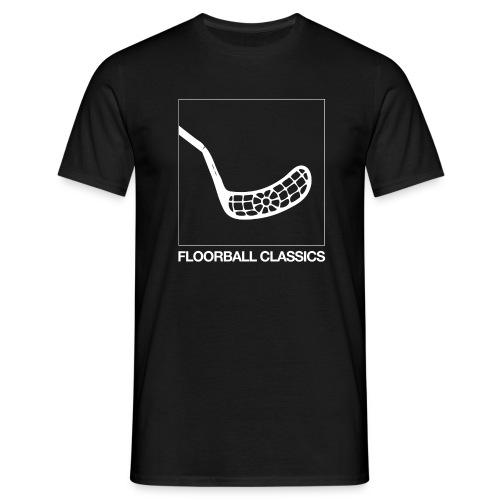 floorballclassics1 neg - T-shirt herr