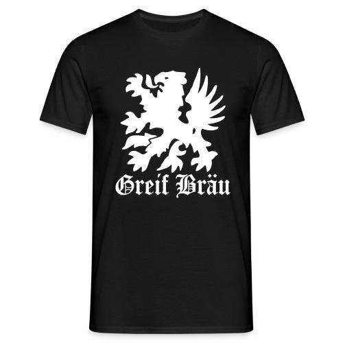T Shirt Greif Bräu - Männer T-Shirt