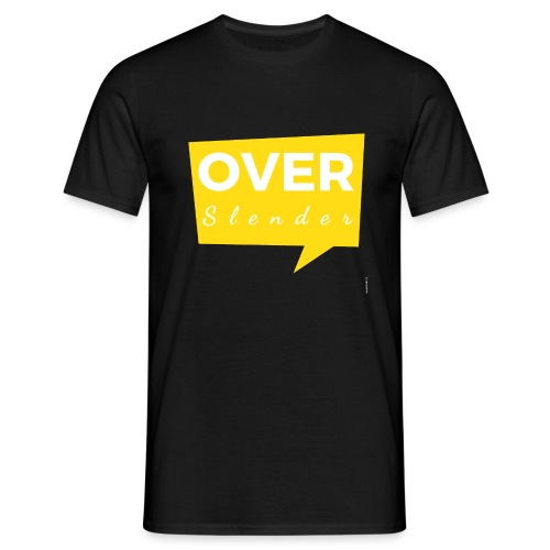 Too Over Slender - Men's T-Shirt